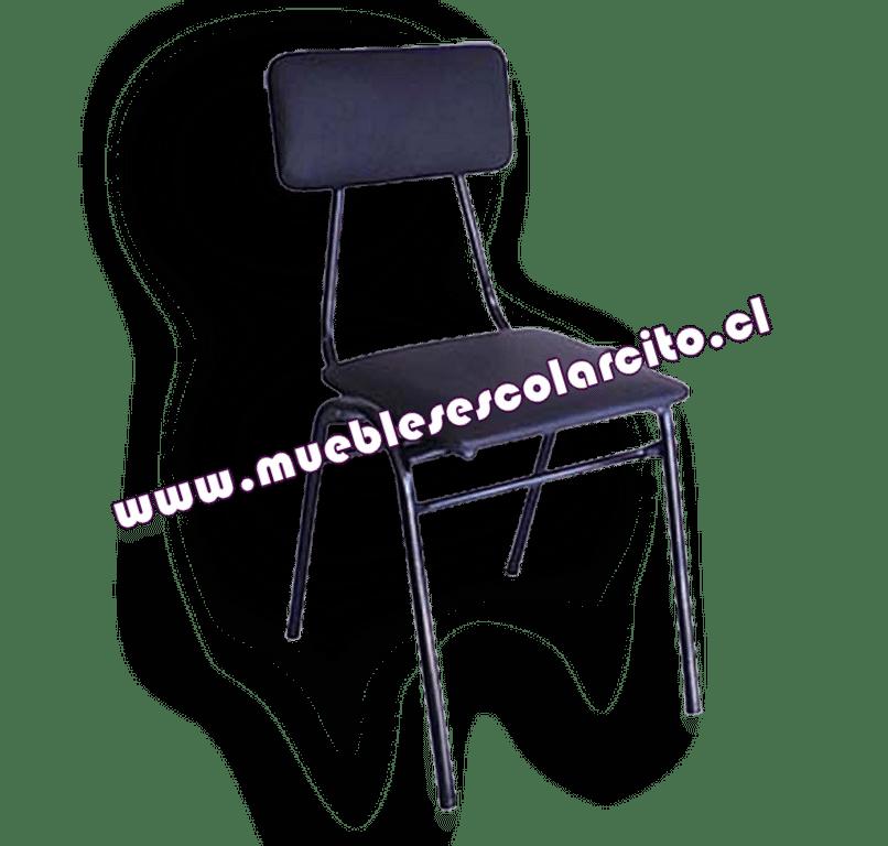 Silla Universitarioa para Profesor Pintada