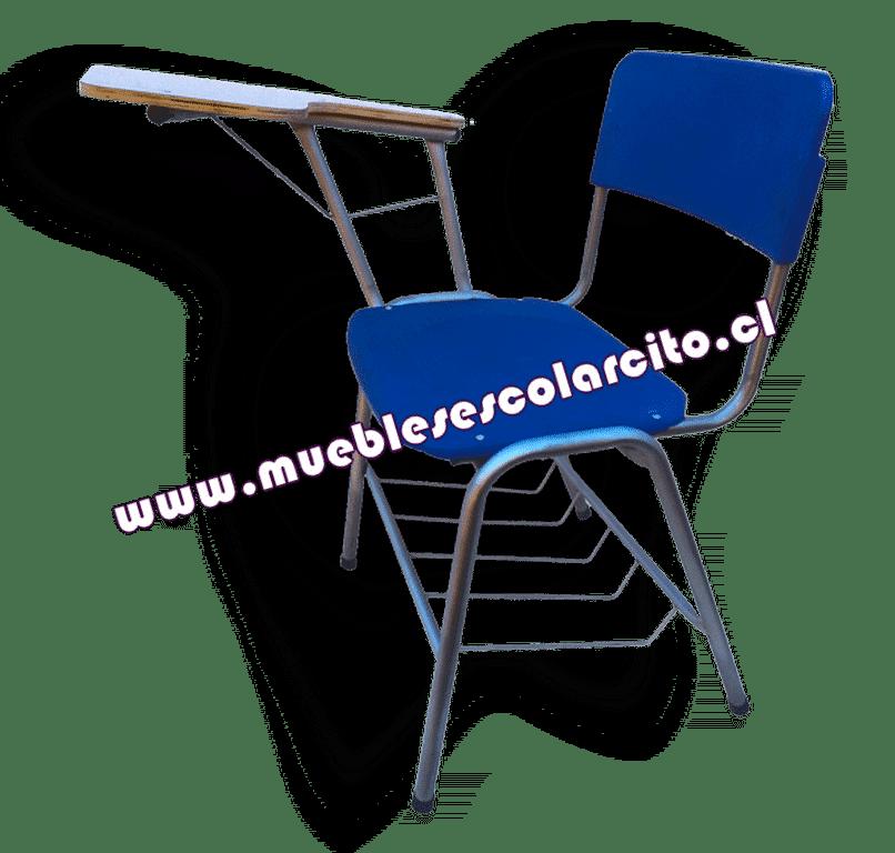 Silla universitaria polipropileno muebles escolarsito - Muebles de polipropileno ...