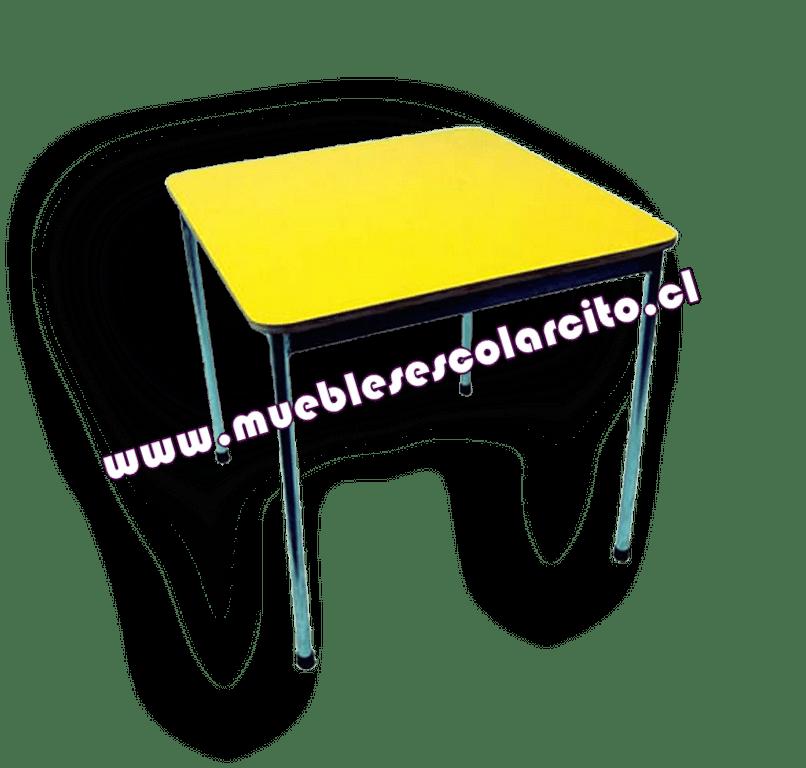 Mesa PreEscolar Zincada 70×70