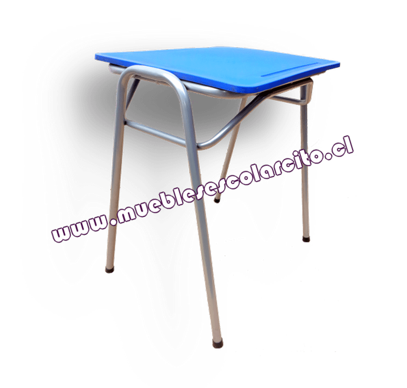 Pupitre Escolar Unipersonal Normado Polipropileno