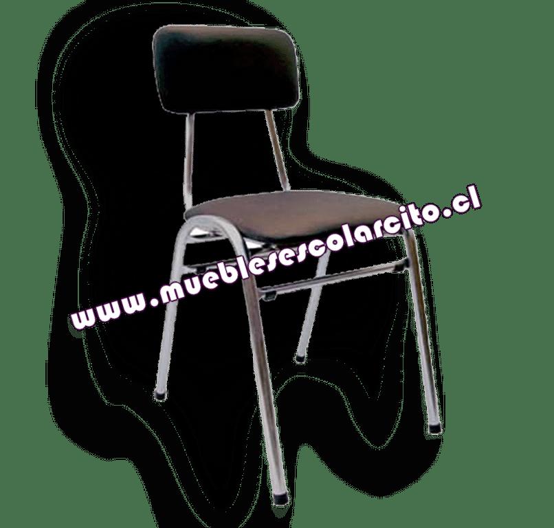 Silla Kinder para Profesor Zincada