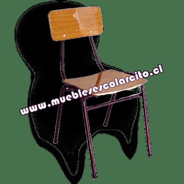 SILLA-ESCOLAR-STANDARD-CON-REFUERZO-N1-PINTADA