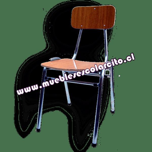 SILLA-ESCOLAR-STANDARD-ZINCADA