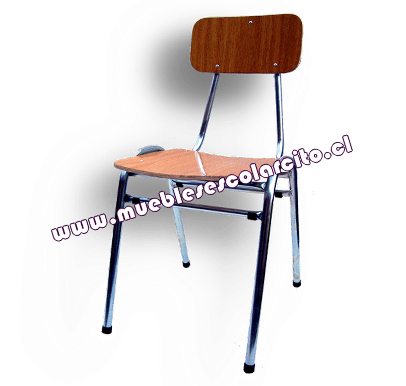 Silla Escolar Standard Zincada